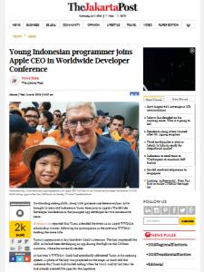 iOS Developer App termuda asal Indonesia