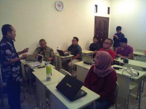 Workshop Whatsapp marketing PT Kombas Digital Internasional