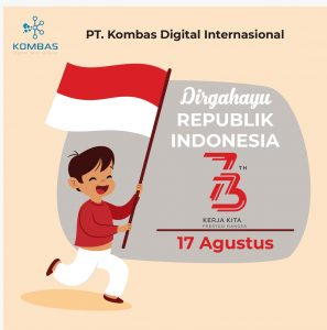 Selamat Hari Kemerdekaan Indonesia ke 73