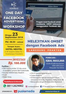 Workshop Facebook Advertising
